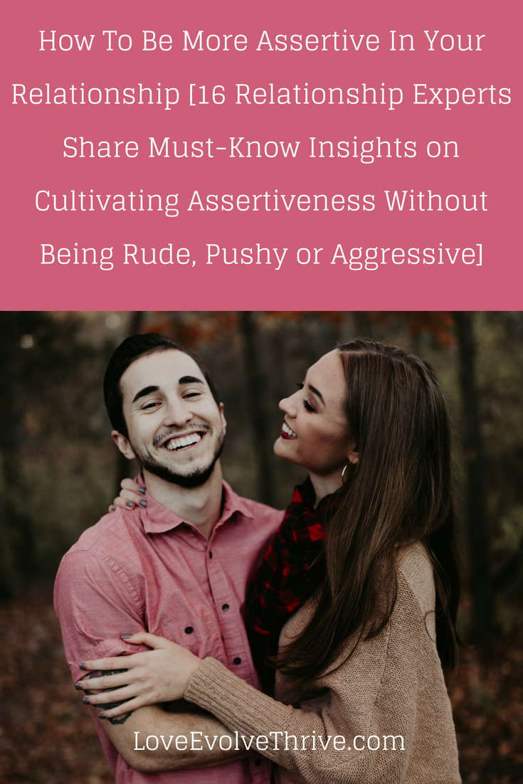 dating assertiveness