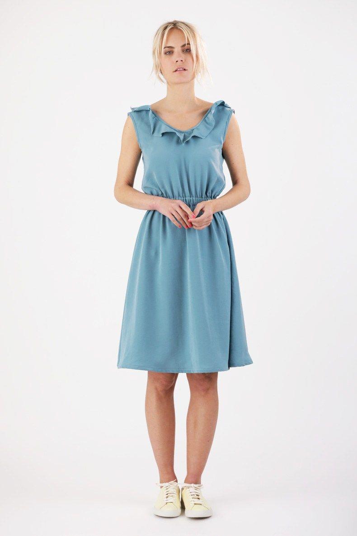 Sewing Pattern Chari Dress [Digital]   Sewing patterns, Patterns and ...