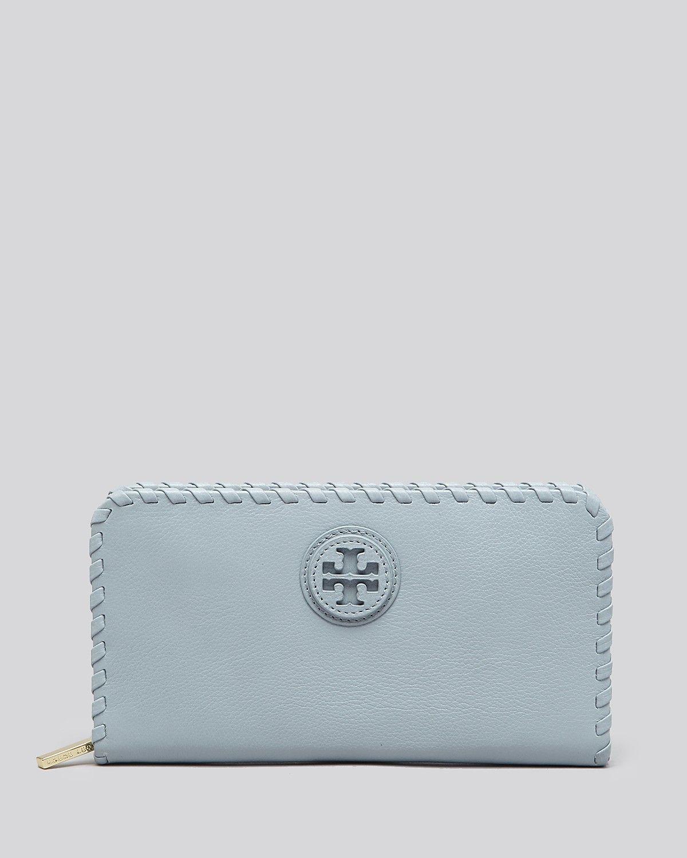 Tory Burch Wallet - Marion Zip Continental | Bloomingdale's