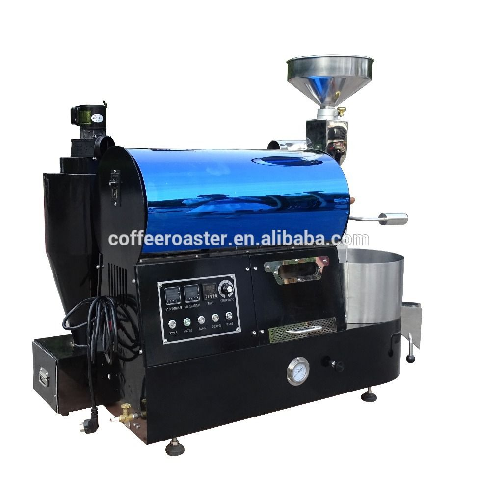 2 kg commercial coffee roastergreen bean coffee roaster