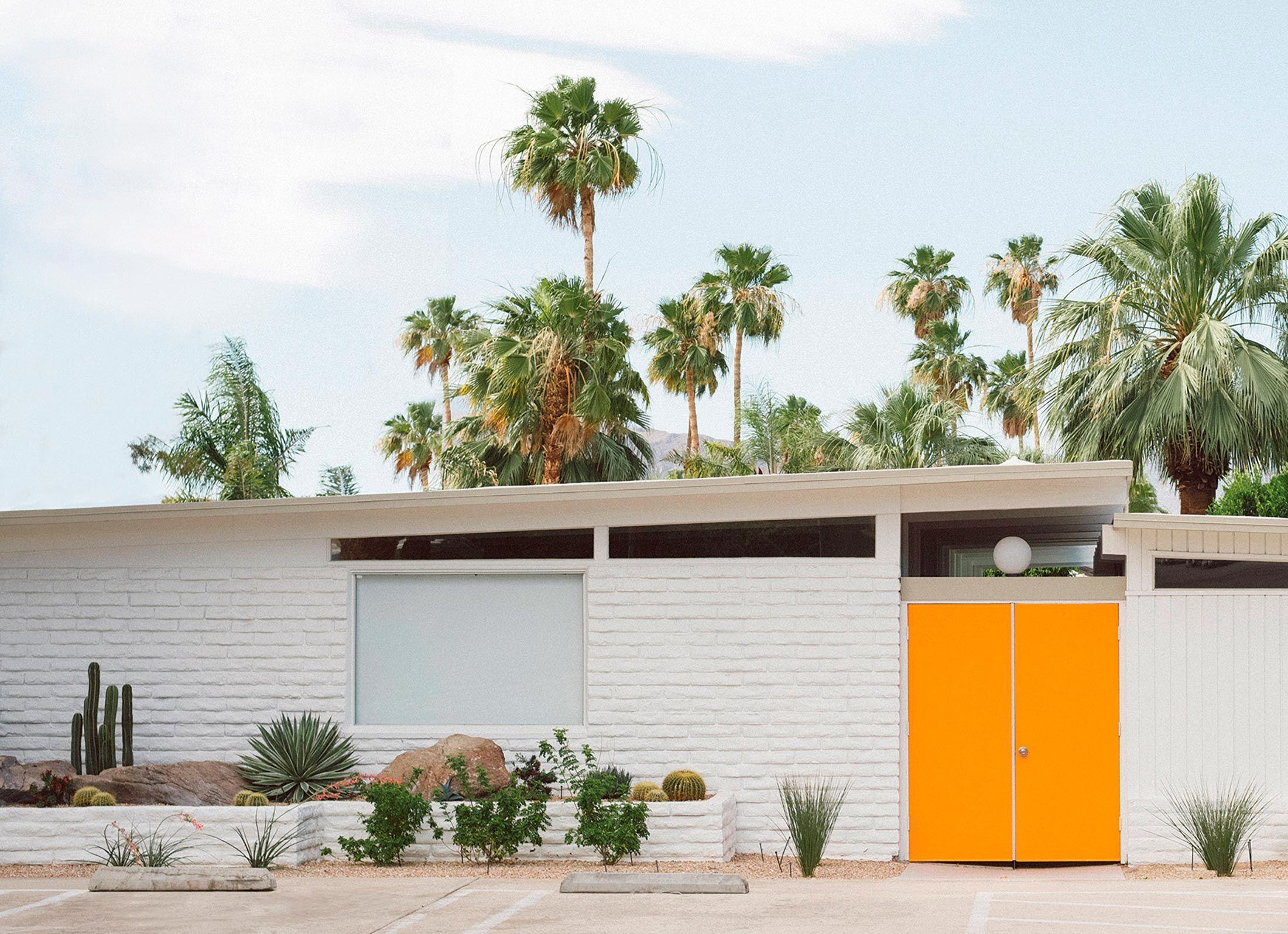Palm Desert To Los Angeles
