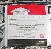 Termidor 80 Wg Termites Pestcontrol Termite Treatment Termites Termite Control