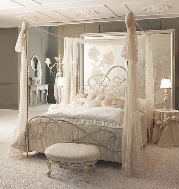 Bed canopy ideas canopy bed curtains designs 5 interior design design o 39 matic pinterest - Ideas for canopy bed curtains ...