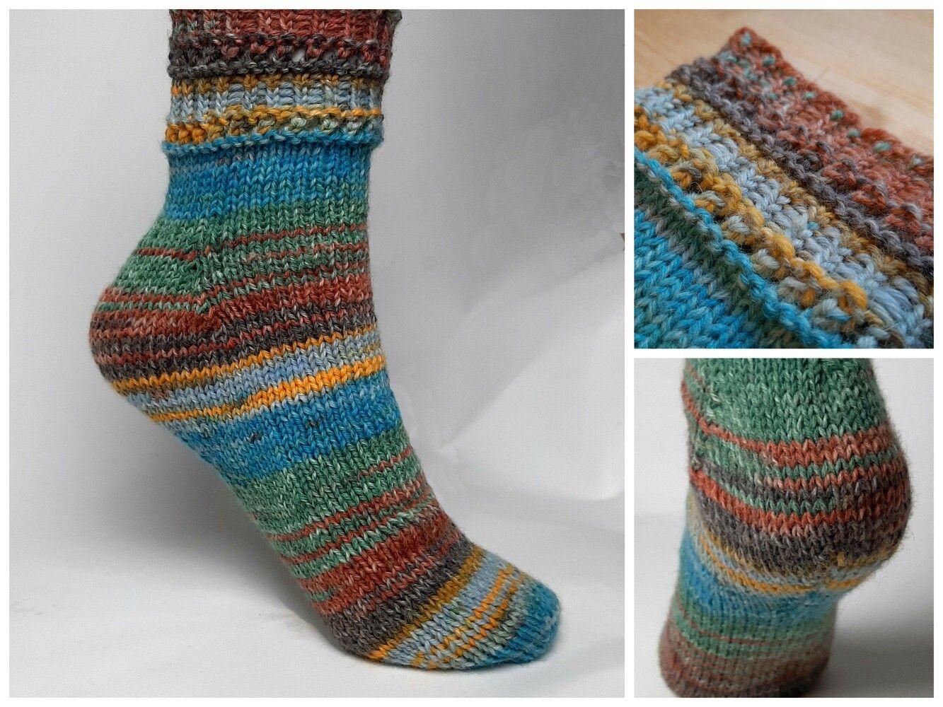 Photo of Socken stricken – Anleitung