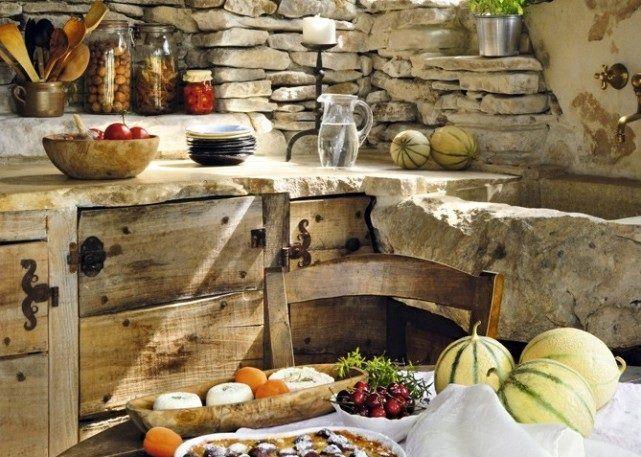 Si quieres introducir en tu hogar todo el encanto de las - Cocinas rusticas de campo ...