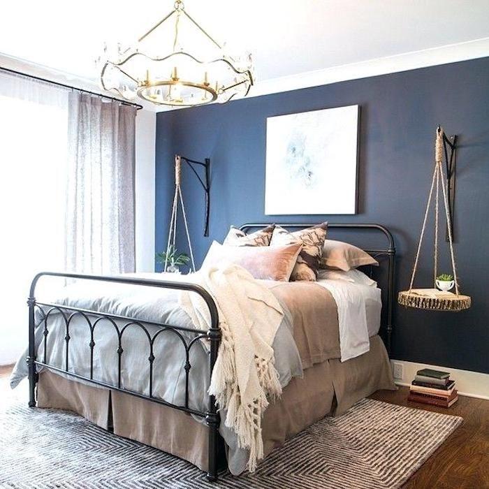 ▷ 1001 + photos et idées pour trouver la couleur idéale pour chambre adulte