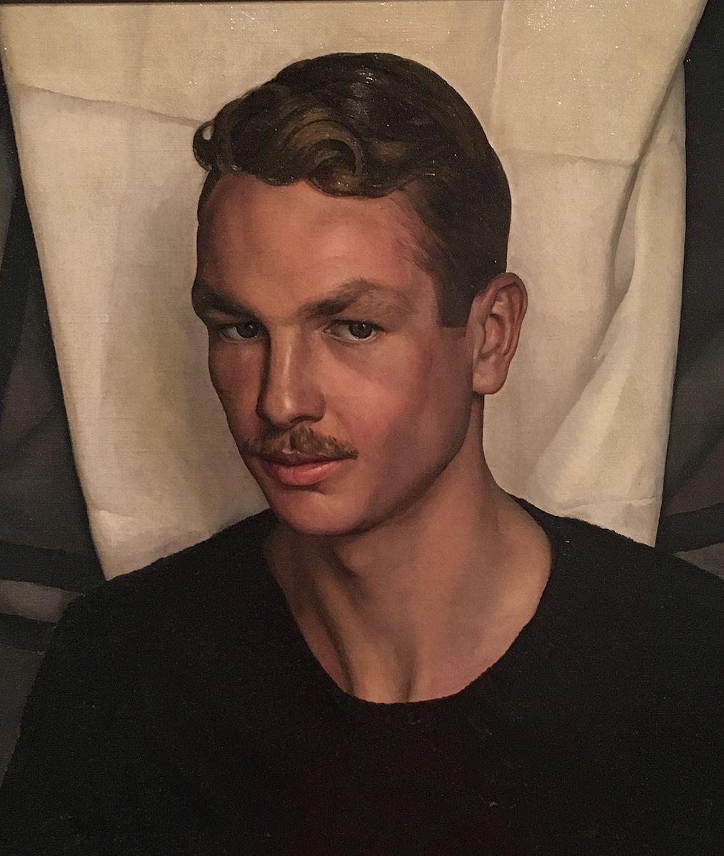 Jared French Luigi Lucioni Oil Metropolitan Museum Of Art Paul Cadmus Portrait Contemporary Portrait