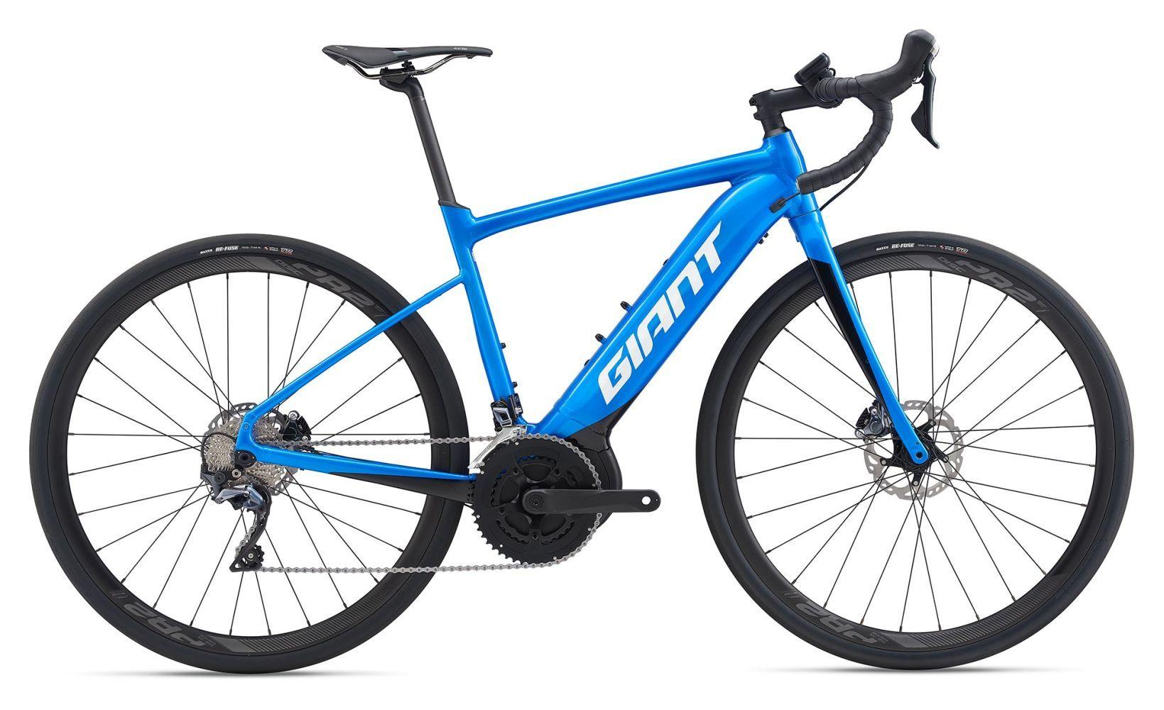 Giant Road E+ Pro (2020) Giant bicycle, Bike, Ebike