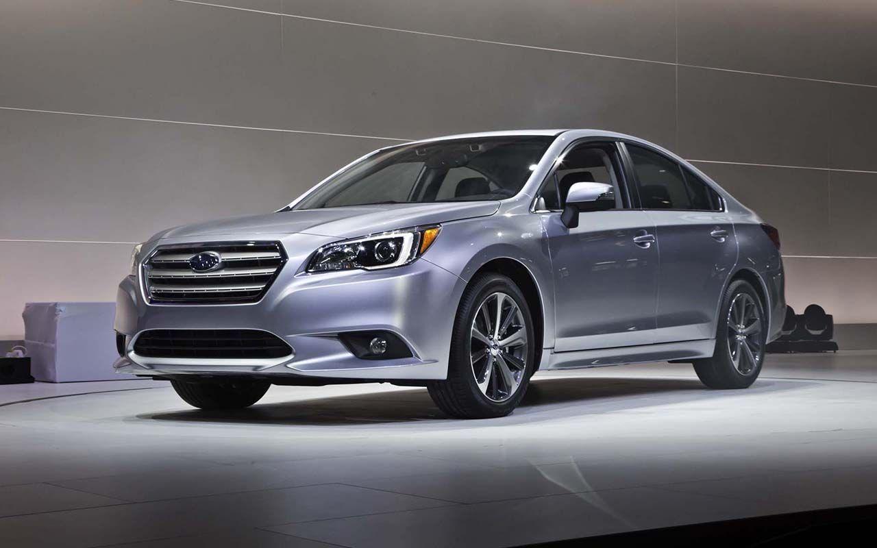 2017 Subaru Legacy Will Move To a New Platform