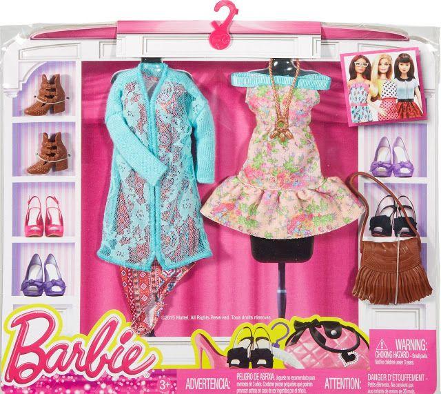Ken Doll: New Line Barbie 2017 - Parte 02