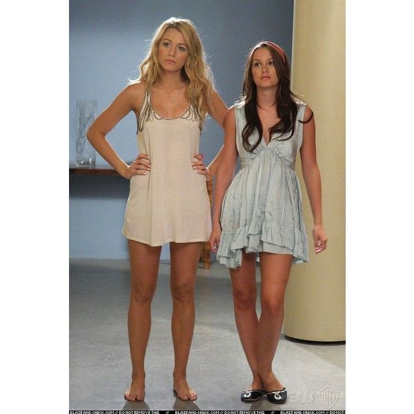 Blair Waldorf And Serena Van Der Woodsen ❤ Liked On Polyvore Featuring Gossip  Girl, Pictures