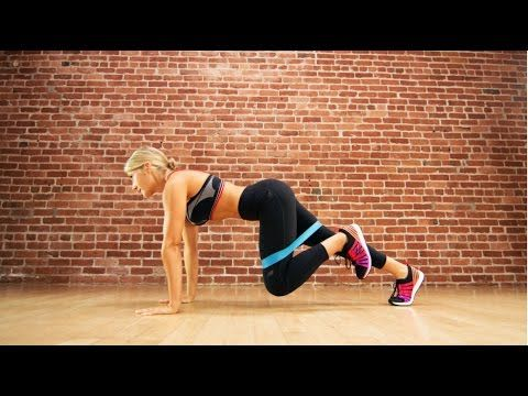A 30-Minute Resistance Band Workout for Total-Body Strength