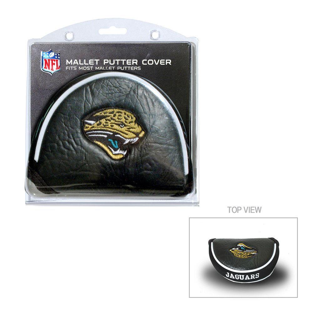 Jacksonville Jaguars NFL Putter Cover Mallet Team golf