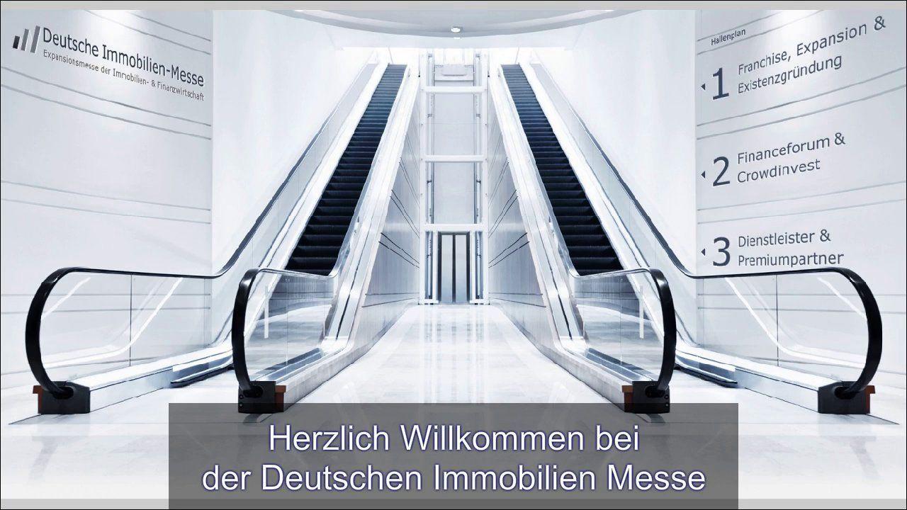 Deutsche Immobilien-Messe 2. + 3. Juli 2014