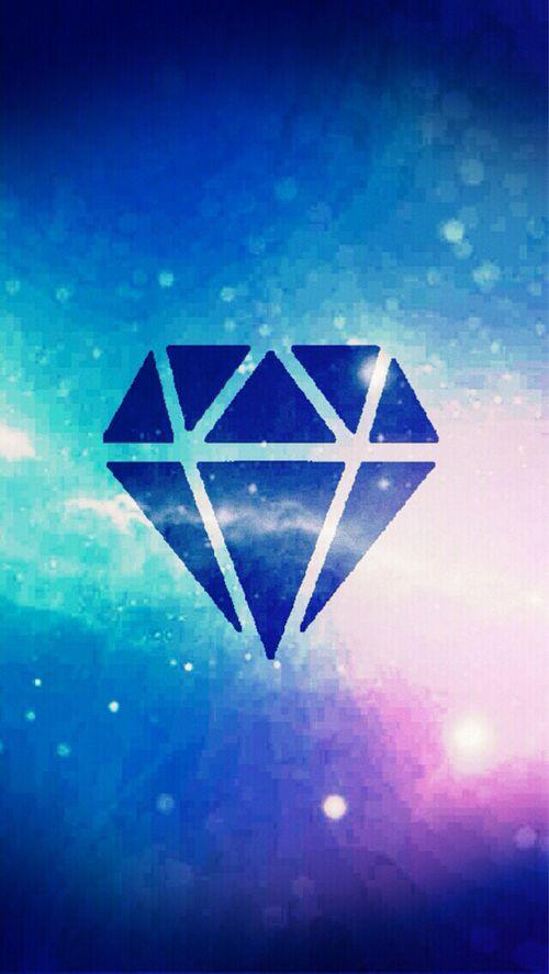Cocoppa | Diamonds/Gems/Jewels | Pinterest | Diamond wallpaper, Diamond and Backrounds