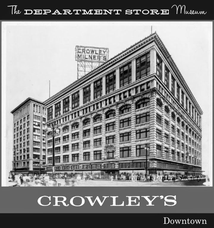 The Department Store Museum Crowley Milner Co Detroit