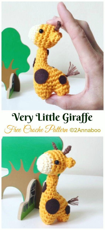 Ginnie the Giraffe | Recipe | Crochet amigurumi free patterns ... | 1240x570