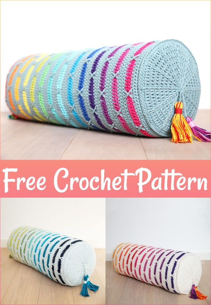 Crochet Pillows - Free Patterns And Projects #haken