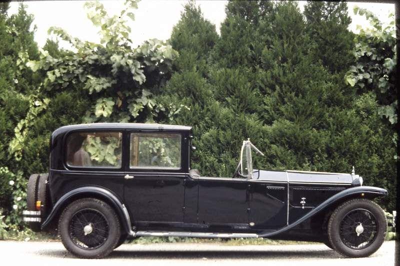 Lancia Lambda Coupe de Ville 1931 - carr Boneschi | Vintage cars ...