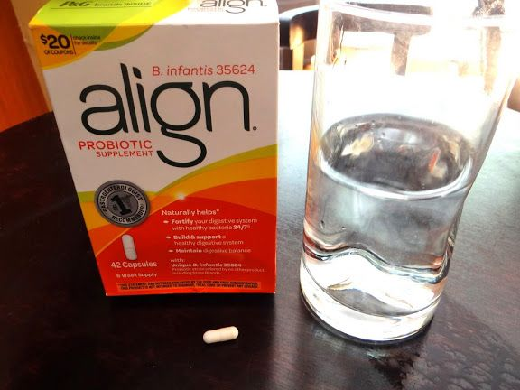 """""""After a few short days, I already noticed that my stomach felt so much less bloated and the pain significantly increased. It was amazing."""" #DRAlign #shop #cbias"""