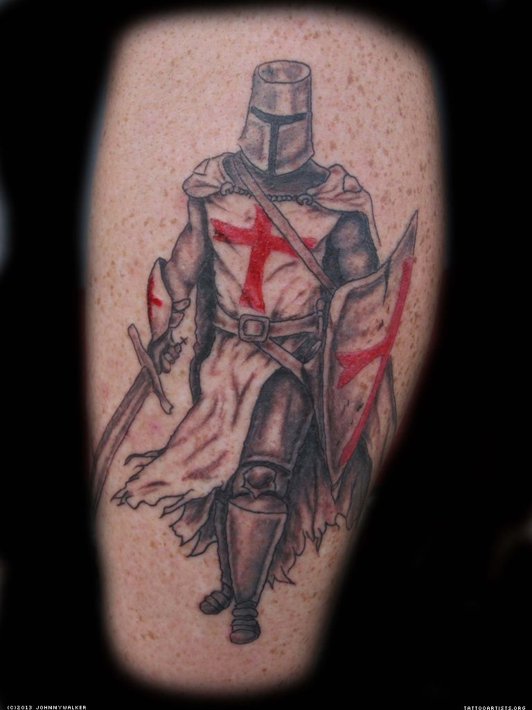 lucky 13 knights templar tattoo google search tattoos pinterest knights templar tattoo. Black Bedroom Furniture Sets. Home Design Ideas