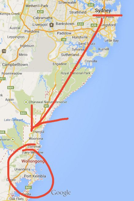 33 Things You Only Know If You Grew Up In Wollongong Wollongong Wollongong Australia Wales Travel
