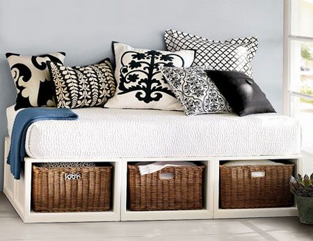 How To Make A Daybed Or Corner Sofa