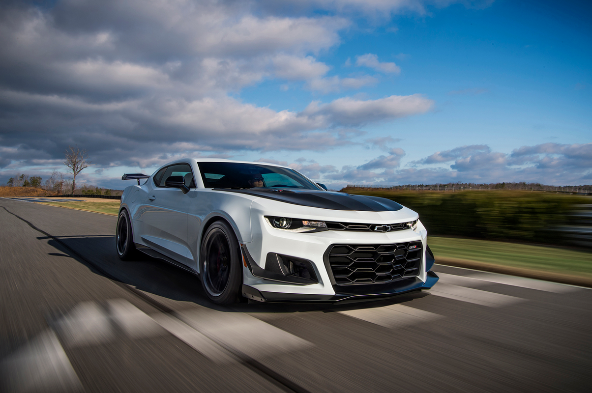 2018 Chevrolet Camaro Zl1 Review Release Date Price Engine