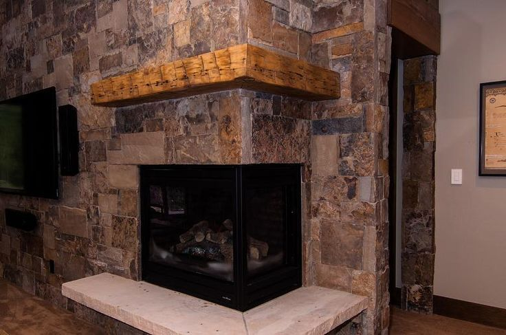 Wrap Around Fireplace Mantel Amusing Style Pool Or Other Mapo House