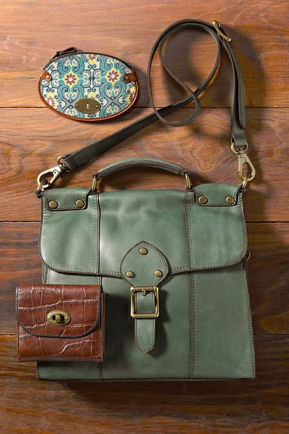 Women's Fall 2012 Handbags | New Women's Bags & Purses | FOSSIL