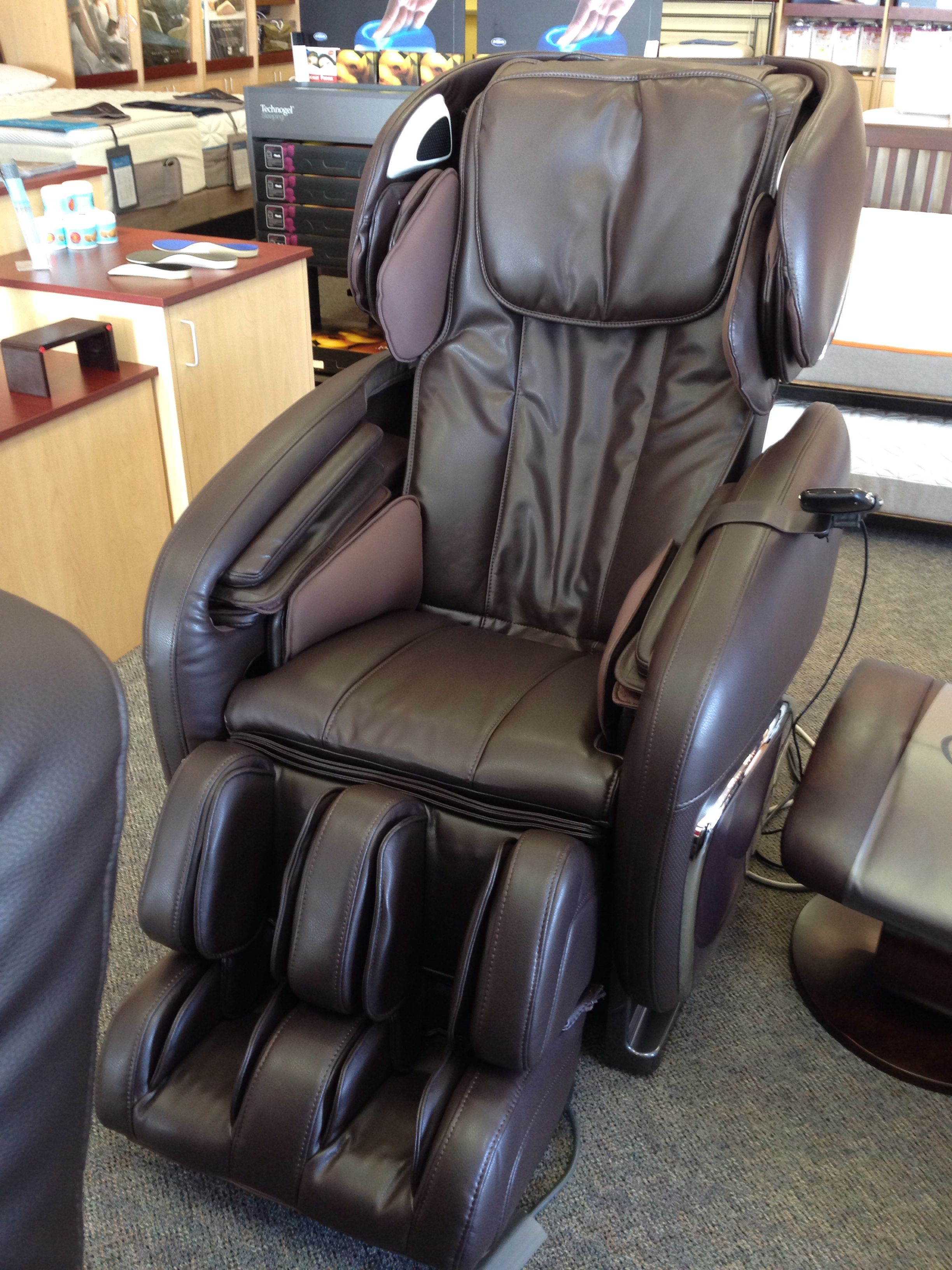 This Is Our Massage Chair The Zen 3 D By Cozzia This
