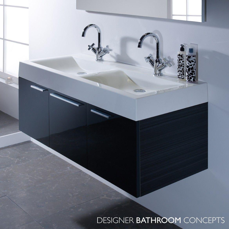 Designer Vanity Units For Bathroom Captivating Bathroom Vanity Units And Basins  Roper Rhodes Envy 1200Mm Double Inspiration