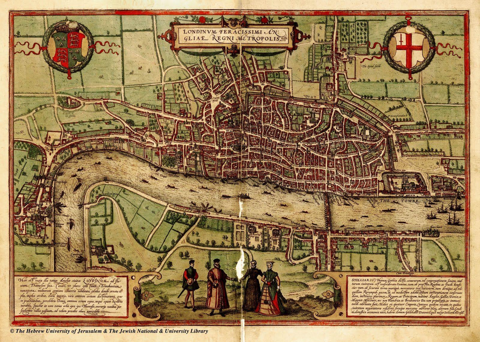 London 16th century | history&mideavil