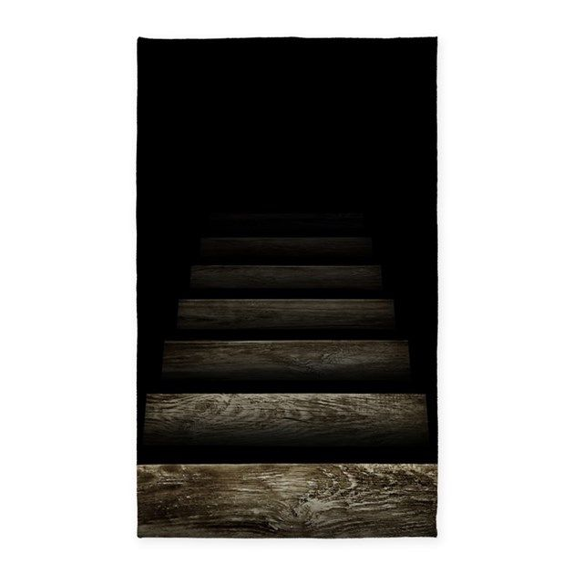 Trapdoor Staircase Area Rug By Jampactdesigns Area Rug Design