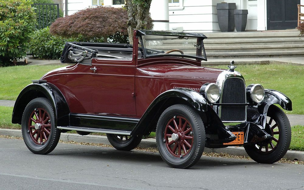 Whippet Car: 1928 Willys Overland Whippet By Cascadiaclassic