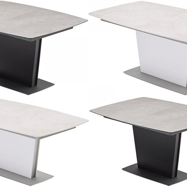 New Our Best Selling Milano Dining Table Is Now Available In A