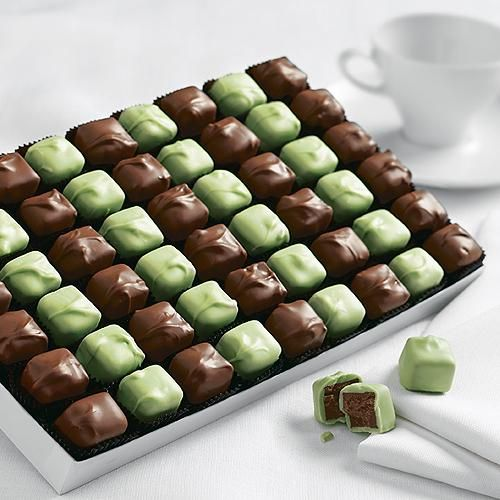 Laura Secord Mint Chocolate Meltaways | Food products I love ...