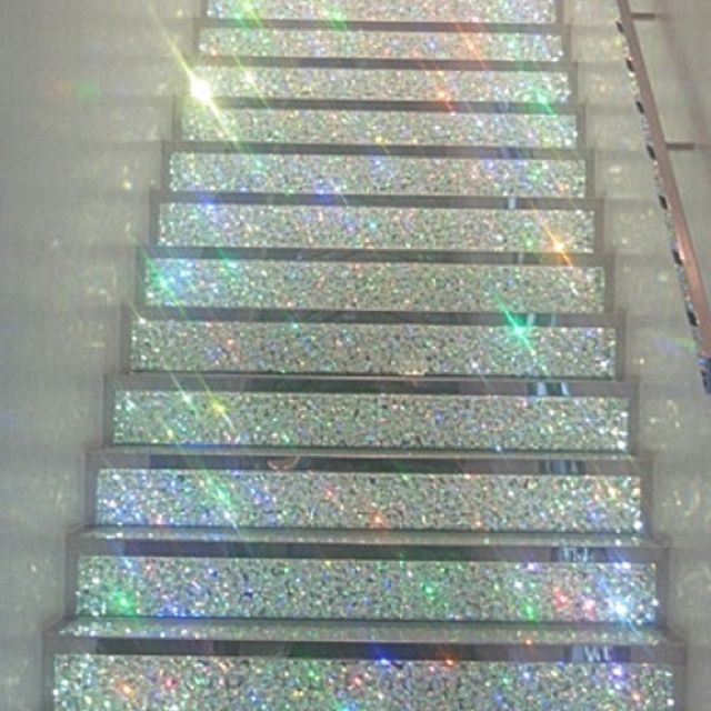 I Ve Always Wanted A Glitter Floor But This Will Do