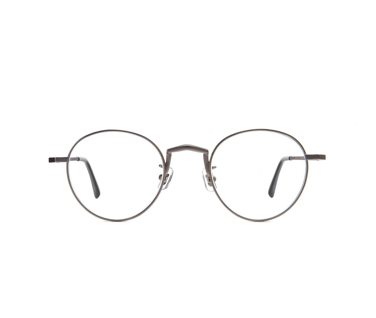 GENTLE MONSTER - liberty d01 - thin metal round metal glasses frames ...