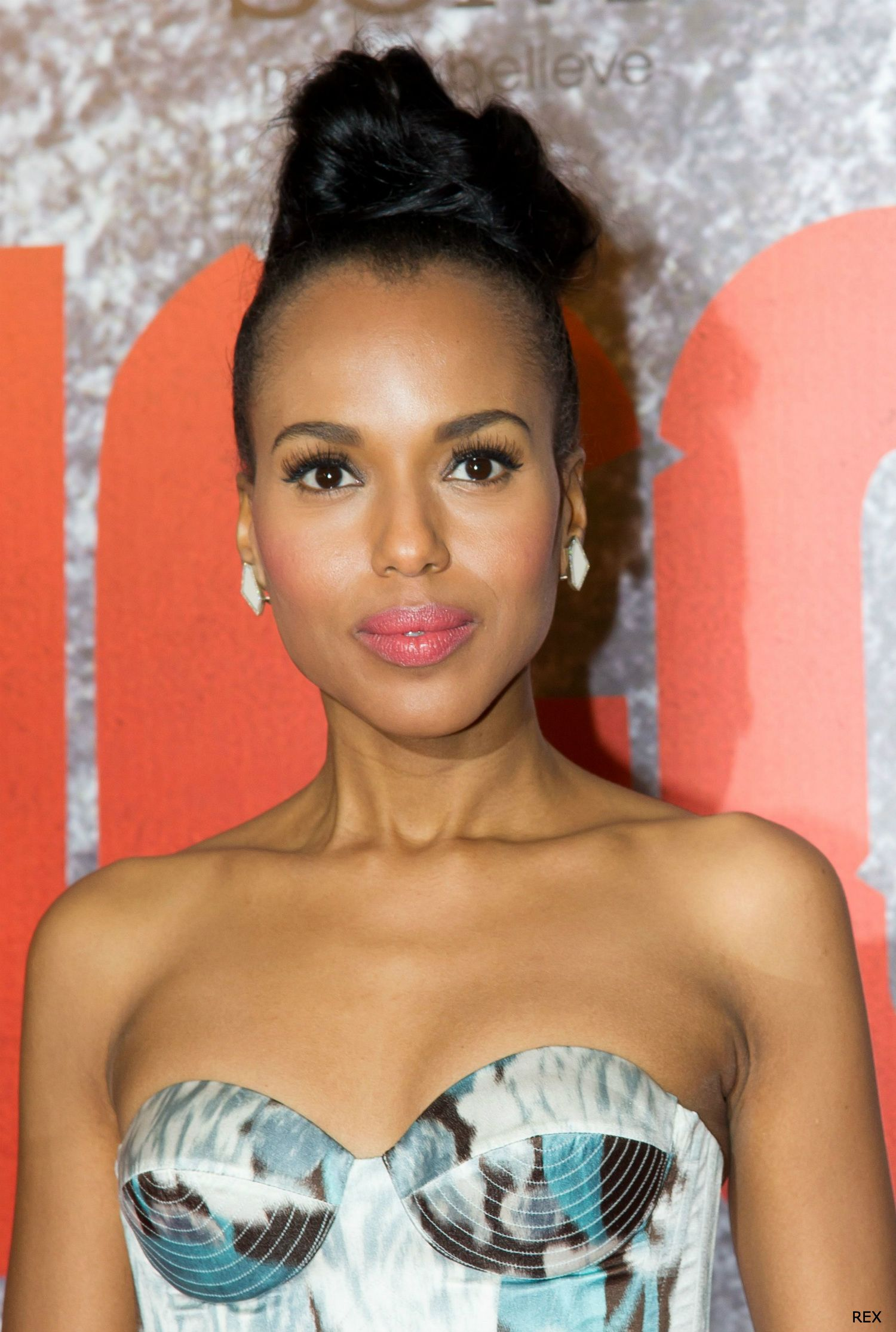 Kerry Washington Transforms Her Fringe Kerry Washington Kerry Washington Style Kerry Washington Scandal