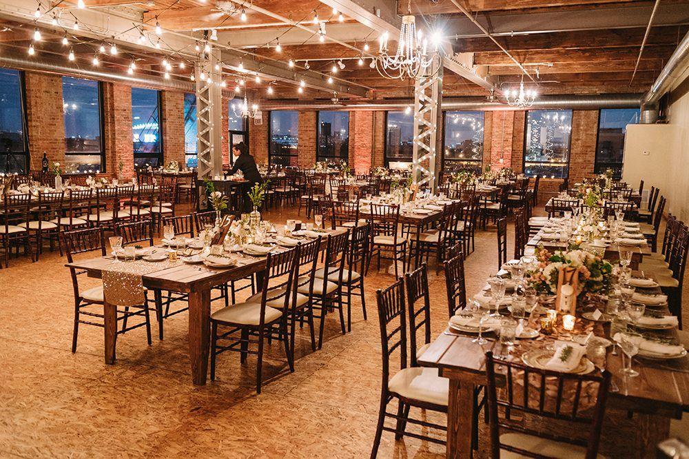 Our 9 Favorite Industrial Wedding Venues In Chicagoland Industrial Wedding Venues Rooftop Wedding Venue Chicago Wedding Venues