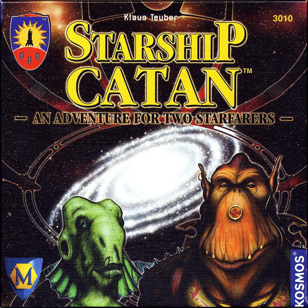 Starship Catan Catan, Starship