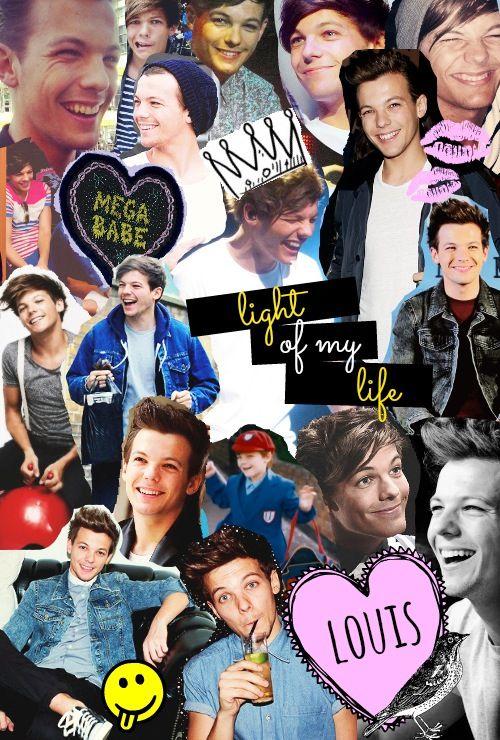 Collage de one direction tumblr - Imagui