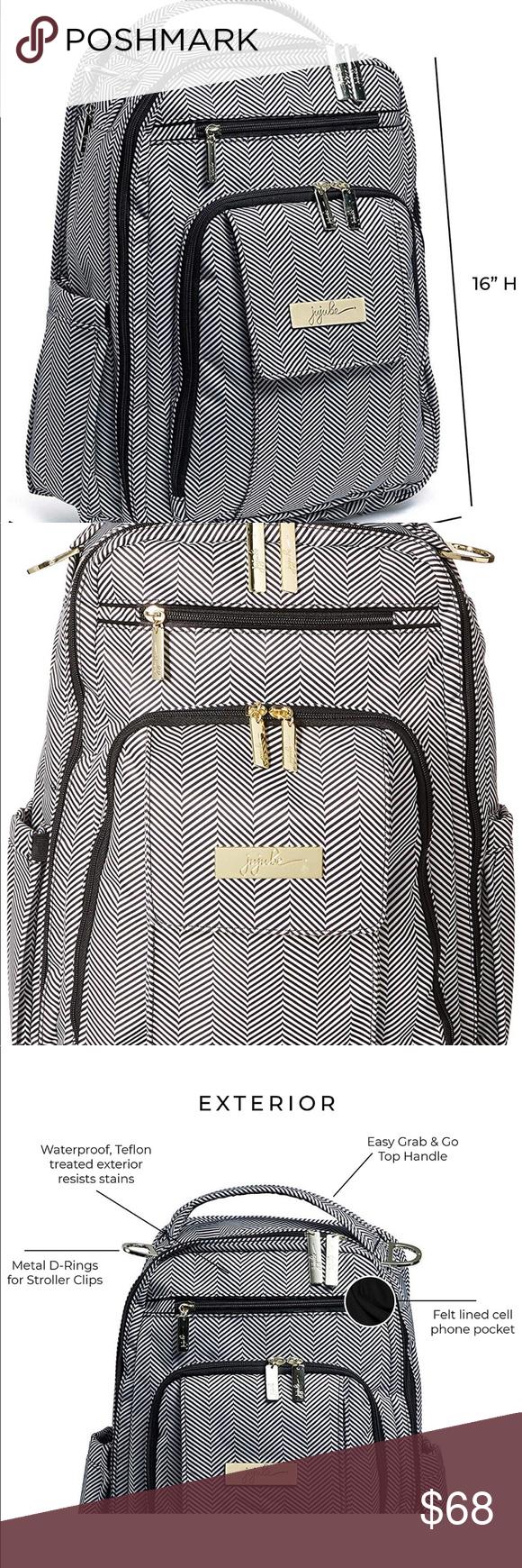 c8be87e22e6d JuJuBe Backpack/Diaper Bag JuJuBe Be Right Back Multi-Functional ...
