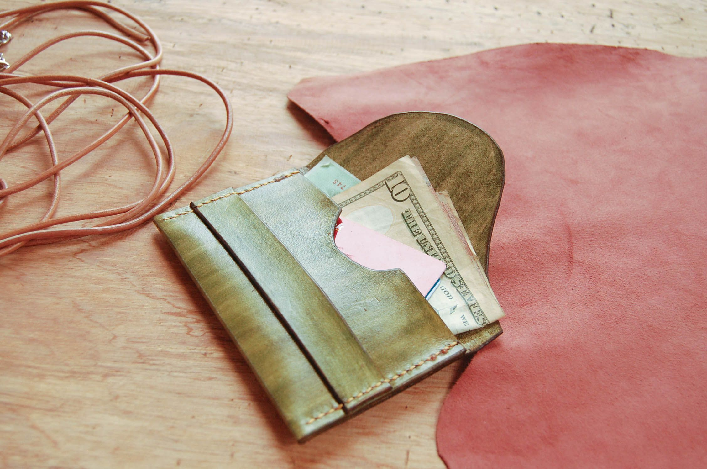 Leather Crafts By Unimistore Are Hand Sewn Veg Leather Items Like