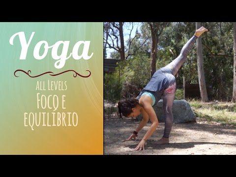 Yoga para iniciantes - Yoga no Canal da Pri - YouTube