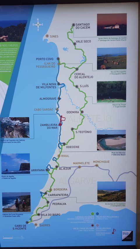 Der Schonste Kustenwanderweg Europas Der Fischerweg In Portugal
