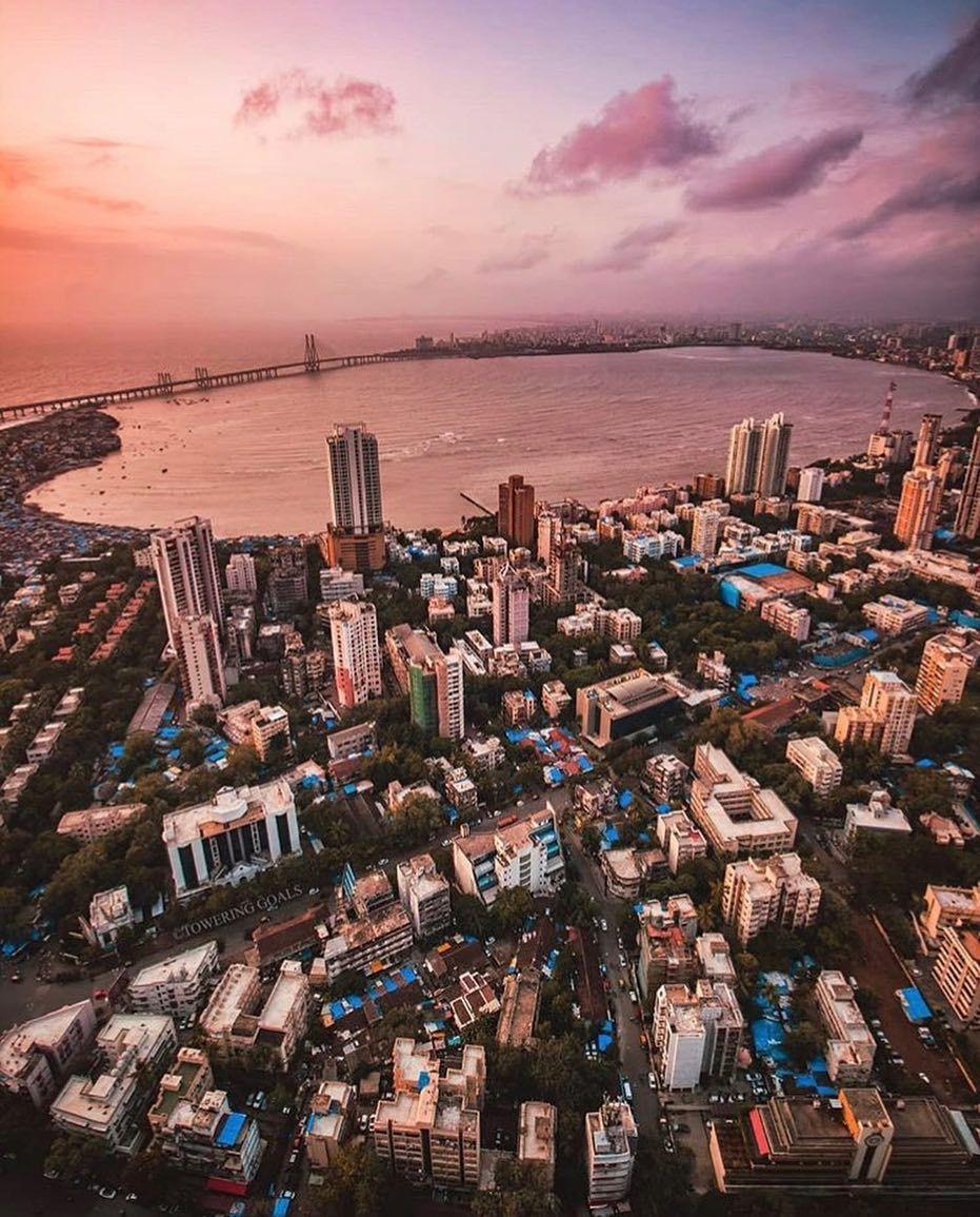 "World of Mumbai on Instagram: ""Mumbai was once an"