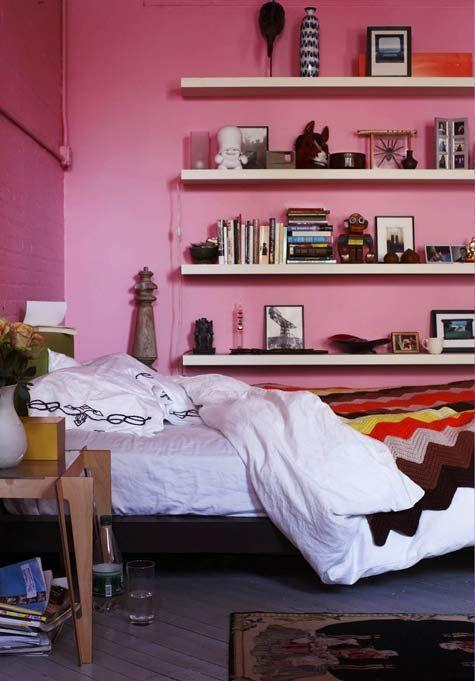 sneak peek best of: bedrooms (part 3) | Floating wall shelves ...