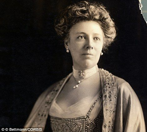 America's First Ladies: Helen Herron Taft: She met her husband William at a bobsledding party when she was 18 and he was 22 in Ohio. As First Lady, she was the first wife of a president to ride alongside her husband down Pennsylvania Avenue on Inauguration Day